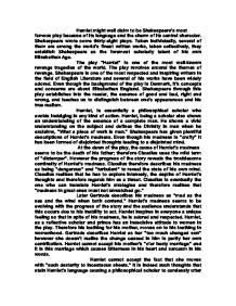 hamlet and scholarly essay Hamlet on scholarly essay essay regarding nature essay on organic farming in sikkim high school individual career development plan essay usa.