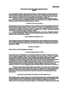 Disease in hamlet essay