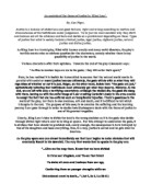 king lear essay outline Biblical influences in king lear essay sample on the surface, king lear is a pagan play, as it is set in pre-christian england but it has, for all that, no shortage of appeals to deity and interesting speculation.