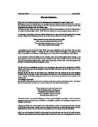 king lear an essay about shakespeare    s presentation of women in    king lear