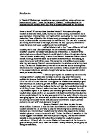 tyrant macbeth essay