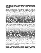 macbeth essays on betrayal