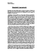 how does macbeths character change Macbeth study guide contains a biography of william shakespeare, literature   as predicted, no matter what the characters do to change them.