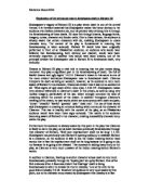 richard iii character analysis essay Concerning the use of the supernatural in furthering the plot of richard iii on a technical level, richard iii is considered a historical play it relates the events, if dramatized and romanticized, following the war of the roses and the birth of the tudor dynasty.