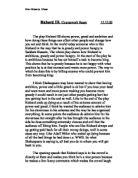richard iii essay