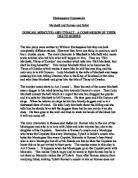 essays on romeo and mercutio