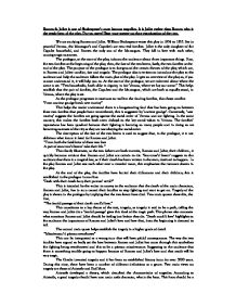 tragic hero essay romeo juliet The tragic hero - assignment example on in assignment sample for my english coursework i have been asked to study the famous play 'romeo and juliet' it is about two star crossed lovers destined to die.