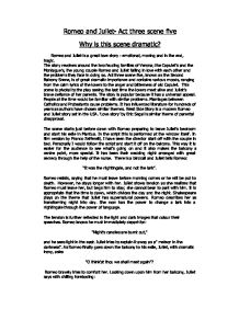Romeo And Juliet Gcse Coursework Act  Scene   Term Paper Sample  Romeo And Juliet Gcse Coursework Act  Scene  This Essay Is Going To  Explore The