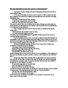 how does shakespeare present love and hate in romeo juliet   william shakespeare · romeo and juliet page 1 zoom in