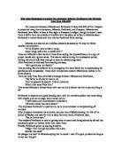 prospero and caliban relationship essay