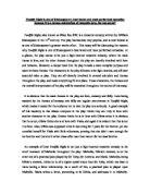 Twelfth night true love essay