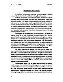 Film reviews 500 words essay
