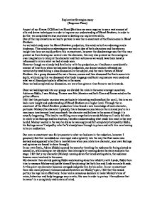 how did the versailles treaty help cause world war 2 dbq essay
