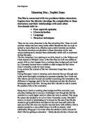 Educating Rita - summary of theme and narrative - GCSE English ...
