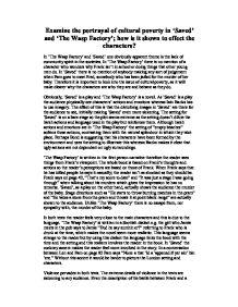 educating rita essay notes