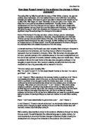 Educating rita essay rita changes