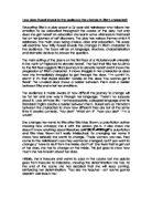 Educating Rita - summary. - GCSE English - Marked by Teachers.com
