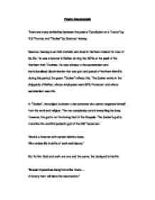 essay on seamus heaney poetry