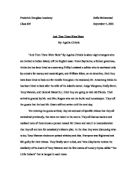 And Then There Were None English Essay?