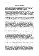 John Donne Donne, John (Poetry Criticism) - Essay