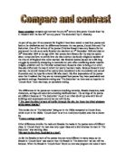 compare contrast the road less traveled Get an answer for 'compare and contrast frost's the road not taken and stopping by woods on a snowy evening' and find homework help for other the road not taken questions at enotes.