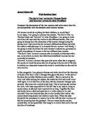 Analysis of 'A Son's Veto', Thomas Hardy