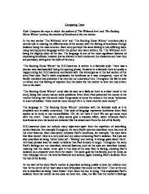 an analysis of the two stories the rocking horse winner and the withered arm Hester and her three children—two girls and one boy—live in a nice house and  employ  lawrence makes clear in the opening paragraphs of his story that the  plot will  get the entire rocking-horse winner litchart as a printable pdf.