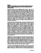saving private ryan descriptive writing piece