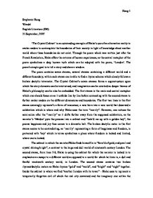 Master Essay Spm English Essay Example Of A Formal Letter Sample Informal Central  America Internet Ltd Describe Your Winter Break Essay also Descriptive Essays Examples On Place Community Of Writers Essays  Vitrerie Miroiterie Des Alpes Help  An Essay On Environmental Pollution