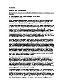 society progress and brave new world english literature essay College english literature:  the society of the world state in brave new world certainly has shadows of our own  brave new world society vs modern society.