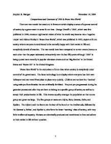 Sample Of English Essay Page  Zoom In Sample Of Research Essay Paper also English Essay Friendship Comparisons And Contrasts Of   Brave New World  Gcse English  Abraham Lincoln Essay Paper