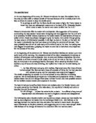 create a classic detective story essay