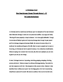 how scrooge changed essay Free essays on scrooges change in a christmas carol get help with your writing 1 through 30.