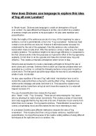 The bleak house by charles dickens english literature essay