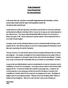 Great Expectations Critical Evaluation - Essay