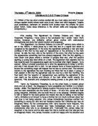 signalman essay