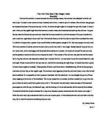 literary analysis tell tale heart essay