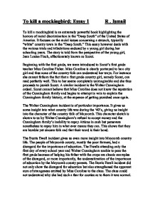 essay about racial discrimination racial discrimination in the  resume complet neige deuil an influential person college essay comparing to kill a mockingbird a time