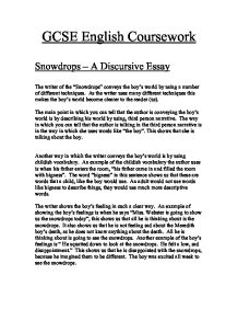 write a good discursive essay
