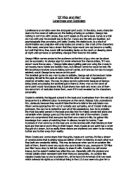 of mice and men typicallity comparison essay A summary of themes in john steinbeck's of mice and men learn exactly what happened in this chapter, scene, or section of of mice and men and what it means perfect for acing essays, tests, and quizzes, as well as for writing lesson plans.