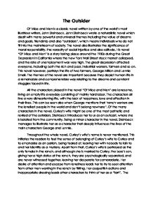 essay on theme of mice and men Of mice and men themes essays: over 180,000 of mice and men themes essays, of mice and men themes term papers, of mice and men themes research paper, book reports.