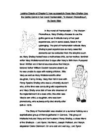 frankenstein gothic genre essay Final exam essay from litr 4232 american renaissance question: describe the characteristics and significance of the gothic    [complete answer] the gothic novel is a stylistic mode or genre that uses a set of conventions to instill a feeling of fear, or uneasiness in the reader.
