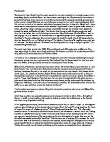 the novel frankenstein 6 essay A 6 page essay that examines mary shelley's frankenstein  a 4 page essay that argues that mary shelley's portrayal of the monster in her novel frankenstein,.