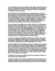 the chrysalids by john windham how david s character evolves and  page 1 zoom in