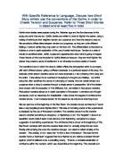 Gothic Essay Monkeys Paw  Gcse English  Marked By Teacherscom With