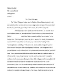 Business Essays Samples Page  Zoom In Thesis Examples In Essays also How To Start A Business Essay The Yellow Wallpaper By Charlotte Perkins Gilman Deals With A  Sample Essay Thesis