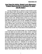 """the representation of evil in robert louis stevensons dr jekyll and mr hyde essay Sanna, antonio """"silent homosexuality in oscar wilde's teleny and the picture of dorian gray and robert louis stevenson's dr jekyll and mr hyde"""" law and literature 241, silence (2012): 21-39 jstor web 05 may 2016 stevenson, robert louis."""