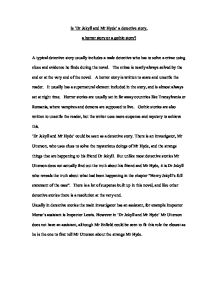 English Essay Short Story Document Image Preview