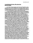 review on tess of the durbervilles english literature essay The english novel and the movies  literature/film quarterly 272 (1999): 103-9   tess of the d'urbervilles: contemporary critical essays  reprint of an early  feminist review of polanski's tess, from which the author has somewhat backed.