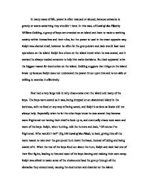 teenage wasteland plot essay example